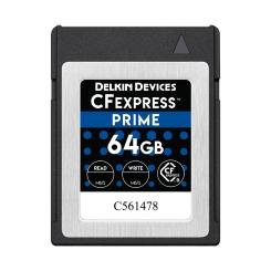 PRIME CFexpress Type B Card (64GB)