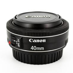 EF 40mm f/2.8 STM - USED
