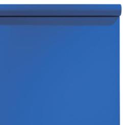 Fond papier 9x36 pieds Bleu Royal