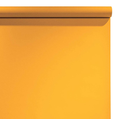Fond papier 9x36 pieds Jaune-Orange