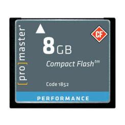 Compact Flash 8GB