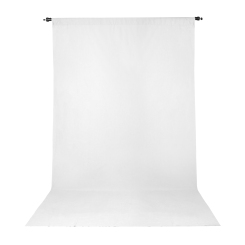 Wrinkle resistant Backdrop - White (10x12)
