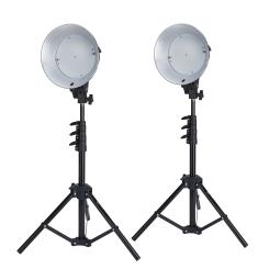 Ensemble 2 lumières LED Basis B170 - Lumière du jour