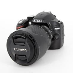 D3200 & Tamron 18-200 - USAGÉ