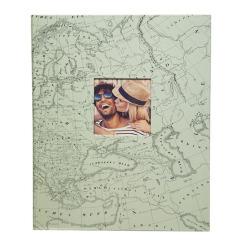 Album/w 4x6 440ph. map vert