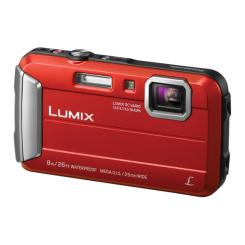 Lumix DMC-TS30 (Rouge)