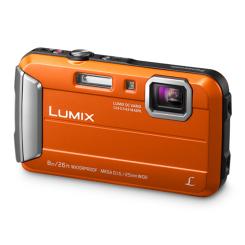 Lumix DMC-TS30 (Orange)