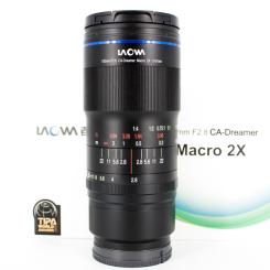100mm f/2.8 2x Ultra Macro APO - Sony FE - USAGÉ