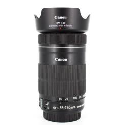EF-S 55-250mm f/4-5.6 IS STM - Usagé
