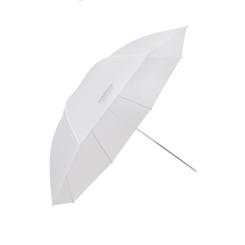 36 inches - White Umbrella