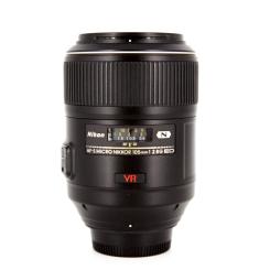 AF-S VR Micro-NIKKOR 105mm f/2.8G IF-ED - USAGÉ