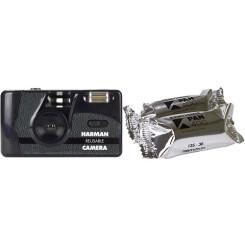 35mm Reusable Camera + 2 Rolls of B&W Film