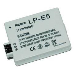 Pile Canon LP-E5