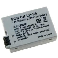 Pile Canon LP-E8
