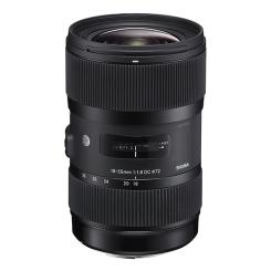 Art 18-35mm f/1.8 DC HSM (Monture Nikon)