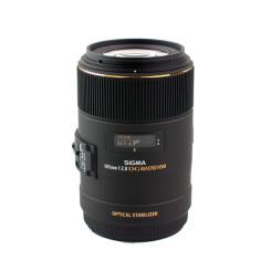105mm f/2.8 Macro EX DG OS HSM Monture Canon