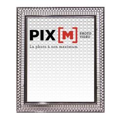 Cadre noir nickel 8x10 Cadre noir nickel 8x10