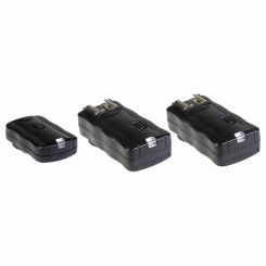 Set Remote Flash Trigger 2 Receivers