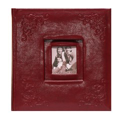 Album Four Corners rouge - 200 photos