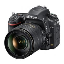 D750 avec 24-120mm VR
