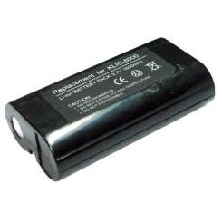 Pile Kodak KLIC-8000