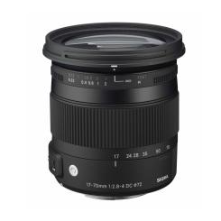 Contemporain 17-70mm f/2.8-4 DC Macro OS HSM (Monture Canon)
