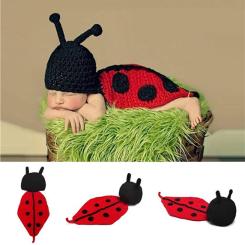 Baby toque - Ladybug