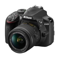 D3400 avec AF-P 18-55mm VR