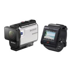 ActionCam HDR-AS300 Caméra + Télécommande Live-View