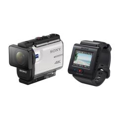 ActionCam FDR-X3000 Caméra + Télécommande Live-View