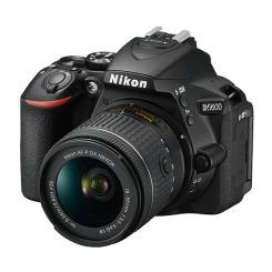 D5600 with AF-P 18-55mm VR