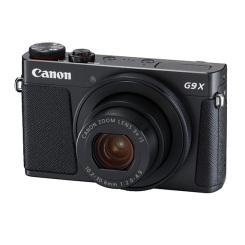 PowerShot G9 X Mark II (Noir)