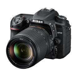 D7500 avec 18-140mm VR
