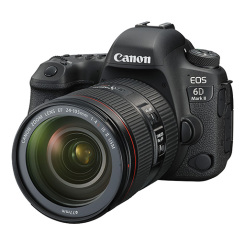 EOS 6D Mark II avec 24-105L IS II USM