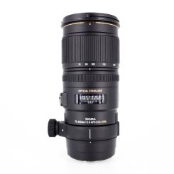 70-200mm f/2.8 EX DG APO OS HSM - Monture Sony - USAGÉ