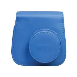 Étui Instax Mini ''Groovy'' Bleu Cobalt