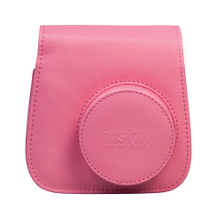 Instax Mini ''Groovy'' Case Flamingo Pink