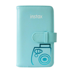 Instax Mini Album Bleu