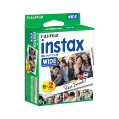 Instax Wide film Instant (20 prints)