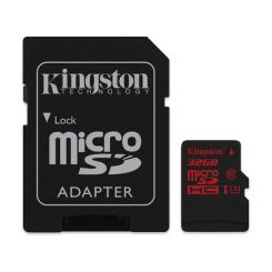 UHS-1 U3 MicroSDHC 32GB (90R/80W)