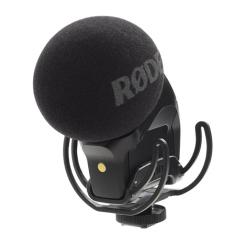 Microphone Stereo VidéoMic Pro