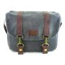 Roots Flannel Messenger Bag
