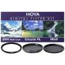 Hoya Ensemble Filtre Digital 52mm (3 filtres)