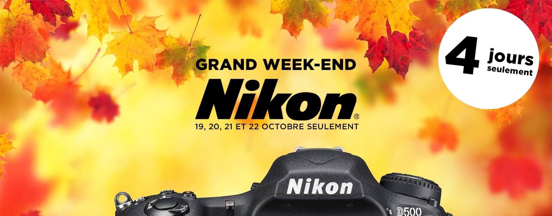 Week-end Nikon