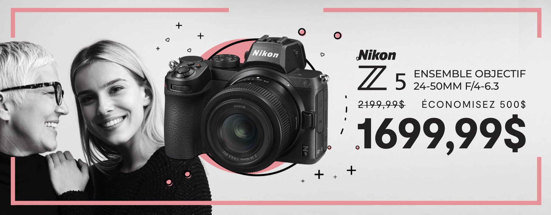 Nikon Z5 Mother Day