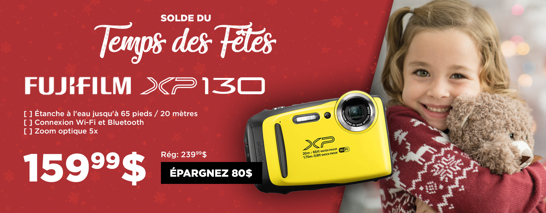 Fetes XP130
