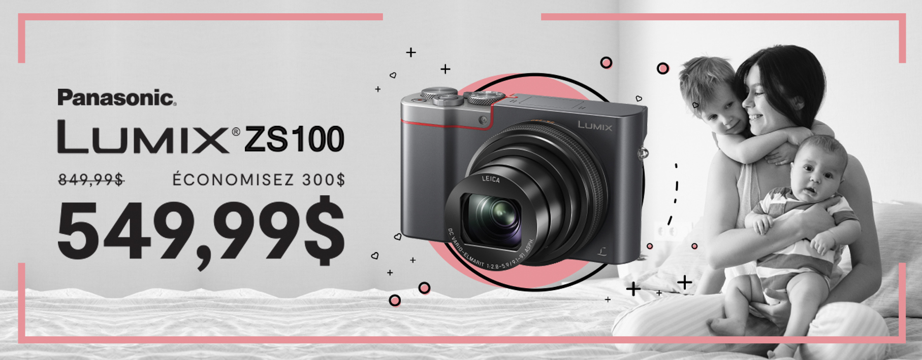 Panasonic ZS100 Mother Day